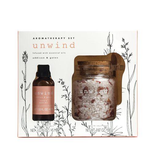 Aromatherapy Set - Unwind