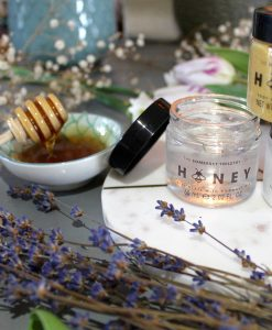 Honey Pedicure Set