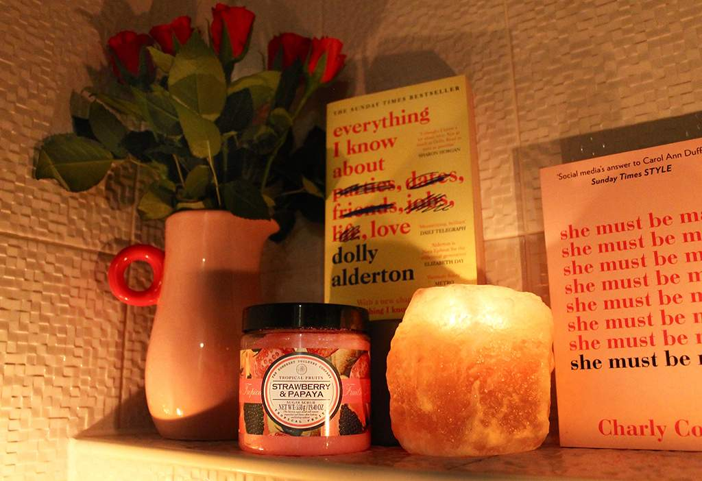 Tropical Fruits Sugar Body Scrub Valentine's Day Gift Guide