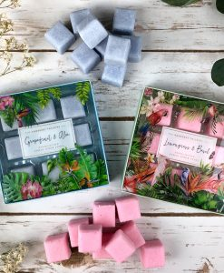Tropical Scrub Cubes
