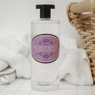 the-somerset-toiletry-company-plum-violet-lifestyle-shot-shower-gel