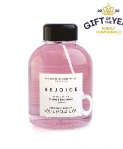 400ml Bath Bubbles - Rejoice