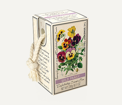 the-somerset-toiletry-company-soap-on-a-rope-wild-pansy-collections-banner