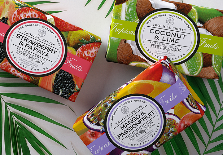 the-somerset-toiletry-company-tropical-fruits-collections-banner