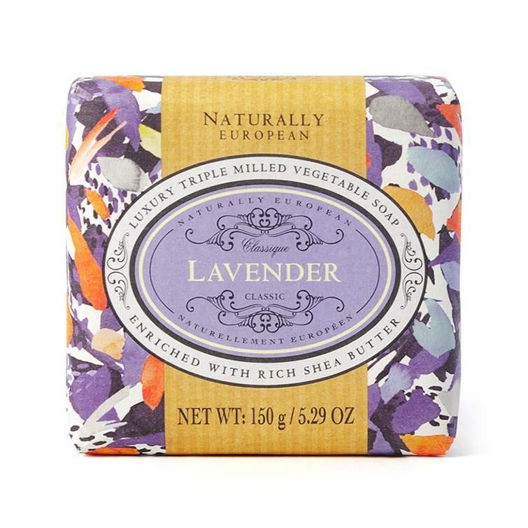 Naturally-European-150g-Soap-Bar-Lavender