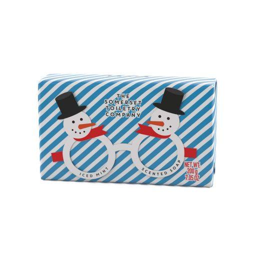 Festive-Glasses-Snowman-Soap