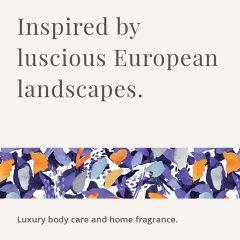 Naturally European 500ml Body Lotion - Lavender - Info