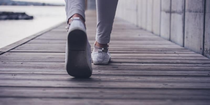 2021 wellness trends walking
