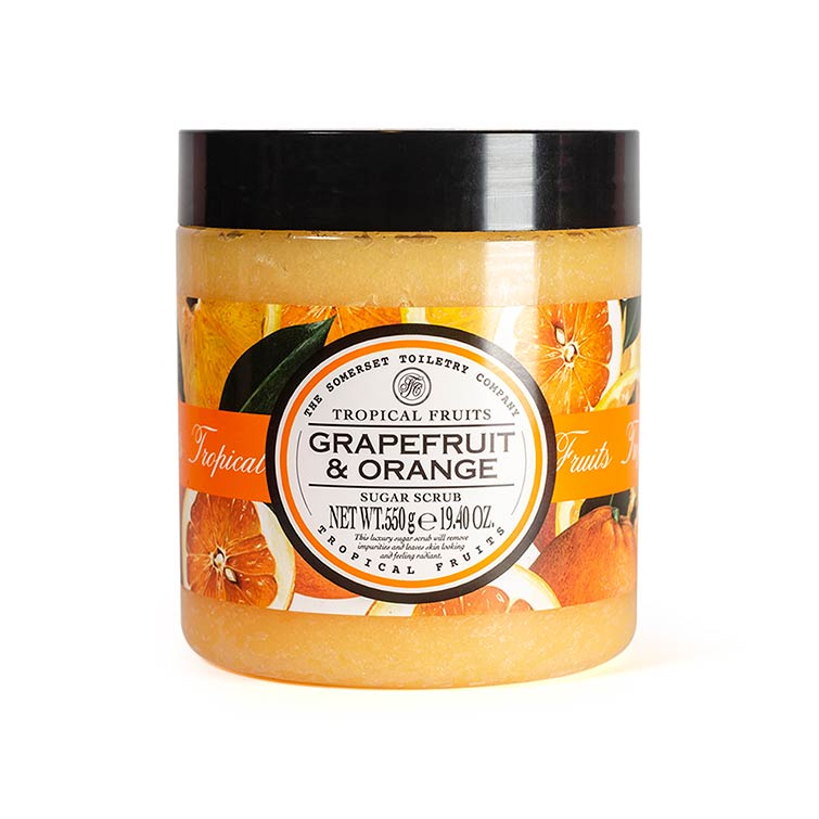 The-Somerset-Toiletry-Company-Tropical Fruits-Grapefruit-Orange-Sugar-Scrub
