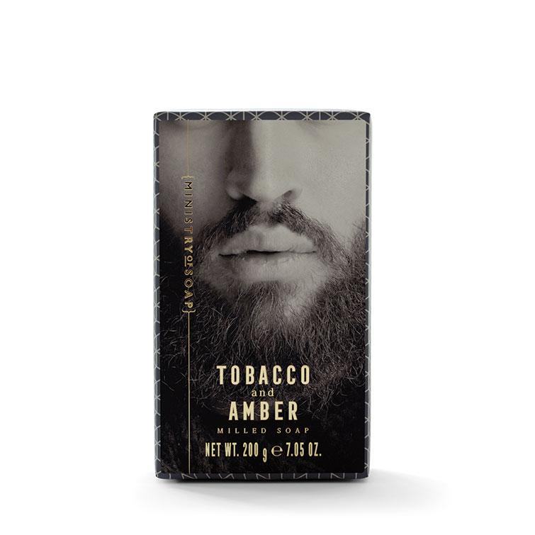 200g Woodsmans - Tobacco & Amber