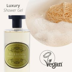Naturally European 500ml Shower Gel - Texture - Verbena