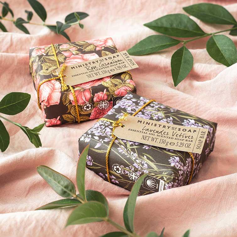 ministry-of-soap-PARCEL NATURALS-Lavender-rose